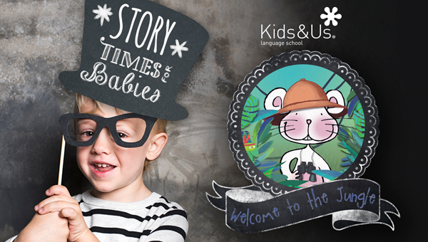 Welcome to the Jungle, una nueva storytime para babies