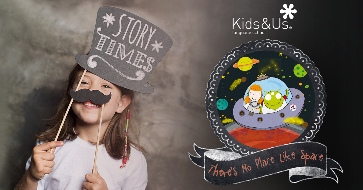 "¡NO OS PERDÁIS NUESTRA NUEVA STORYTIME ""THERE'S NO PLACE LIKE SPACE""!"