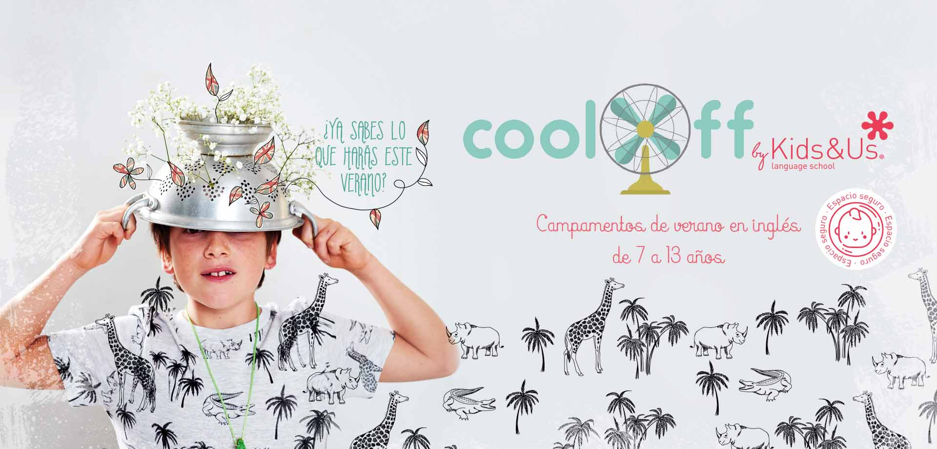 Conoce Cool Off de Kids&Us